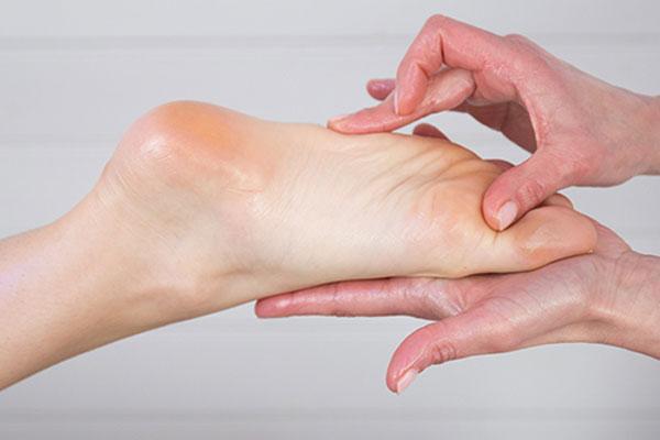 Foot-Zoning
