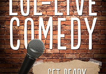 Live Comedy at Studio Movie Grill
